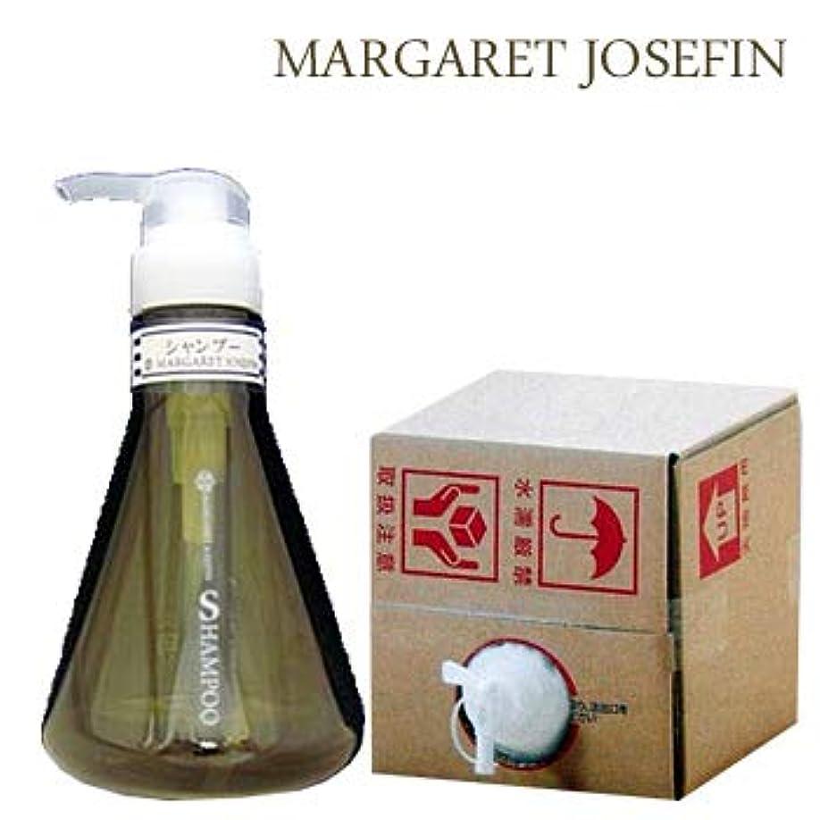 カポックランク奇跡的な業務用 シャンプー マーガレットジョセフィン ウッディ10L(1セット10L入)