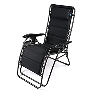 Kampa Opulence Padded Zero Gravity Chair