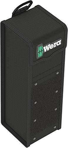 Wera 05004356001 2go 7 Textile Werkzeug Box Schwarz 100 x 105 x 300 mm