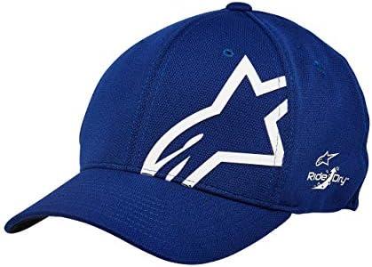 Alpinestars Unisex Adult s Corp Shift Sonic Tech Hat Royal Blue White S M product image