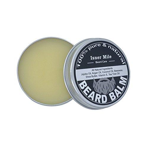 Cire de barbe Bulary de qualité supérieure - Pour adoucir et apprivoiser les poiles du visage et leur donner un aspect tendance - 60 g