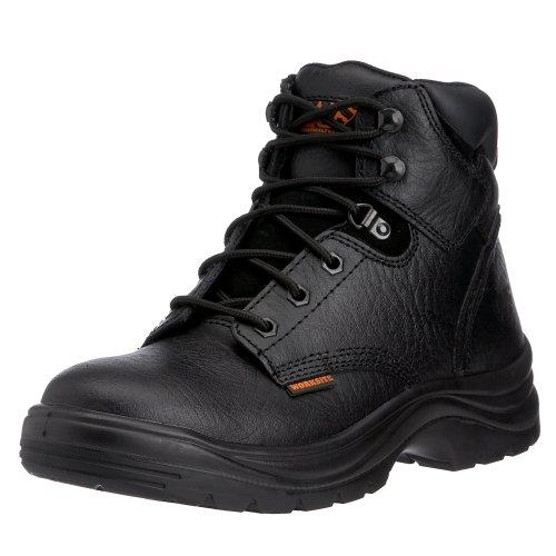 Sterling Safetywear Work Site ss604sm size 9, Herren Sicherheitsschuhe, schwarz, 43 EU / 9 UK