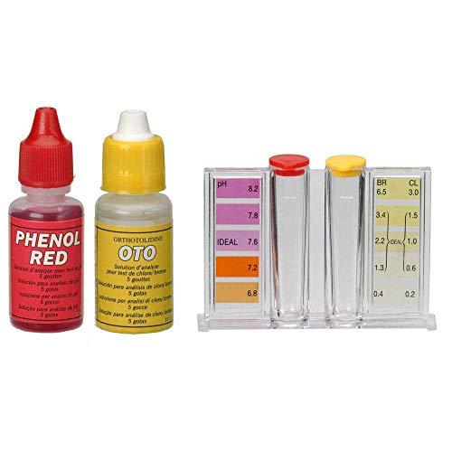 Gre 90180 - Analizador de cloro/bromo + pH (Oto/Phenol)