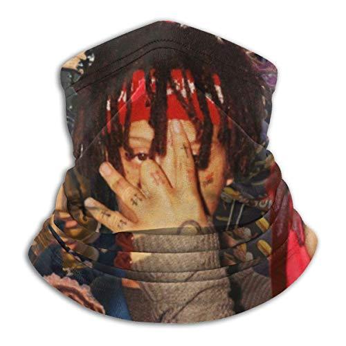 Protector solar multifuncional Trippie Redd Men Women Practical Face Fashion Neck Protection Windproof Dust Warmer Durable