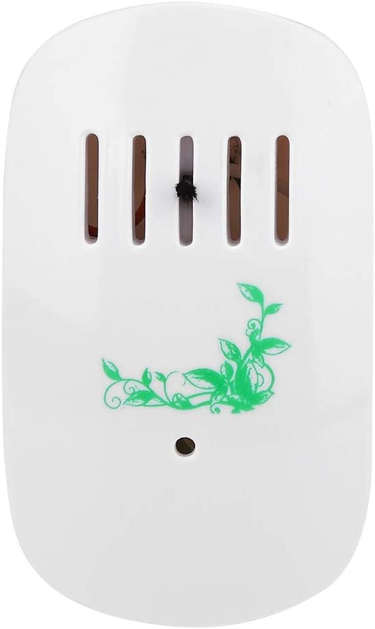 Air Purifier Miami Mall Quiet Design Attention brand Wall Plug ABS Mater Made