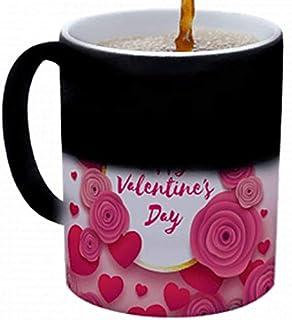 Sponsored Ad – Heat Changing Magic Mug- Happy Valentine Day anniversary wedding Gift