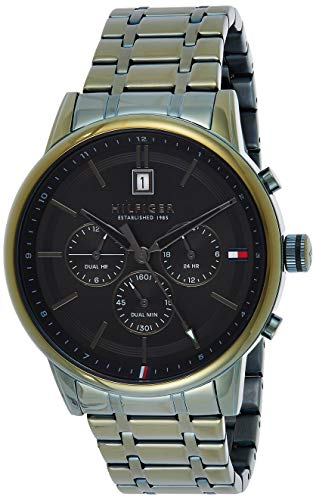Tommy Hilfiger Herrenuhr Casual Multifunktion 1791634