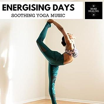 Energising Days - Soothing Yoga Music