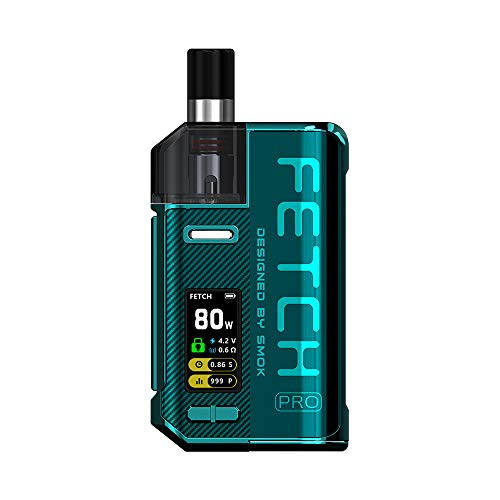 SMOK Fetch Pro Pod Vape Kit con 4.3ML Fetch Pro RPM Pod 4ML
