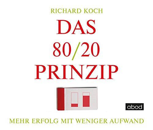 Das 80/20-Prinzip Titelbild