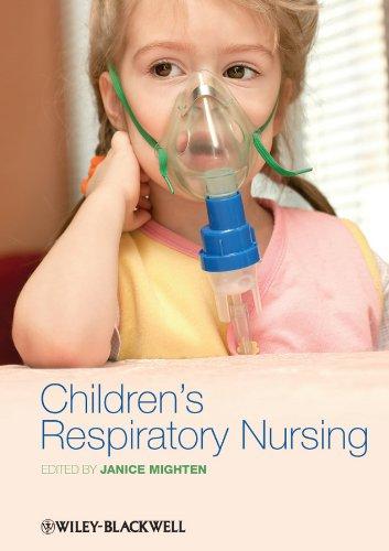 4141QvbCXVL - Children's Respiratory Nursing