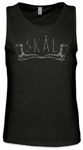 Skål - Hombre - Camiseta sin mangas