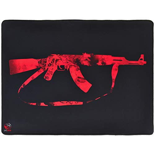MOUSE PAD FPS AK47 - ESTILO SPEED - 500X400MM - FA50X40