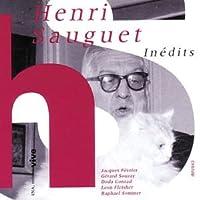 Enregistrements Inedits (Sauguet, Meloni, Souzay, Conrad) by Henri Sauguet