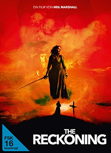 The Reckoning - Limited Collector's Edition im Mediabook (+ DVD) [Blu-ray]
