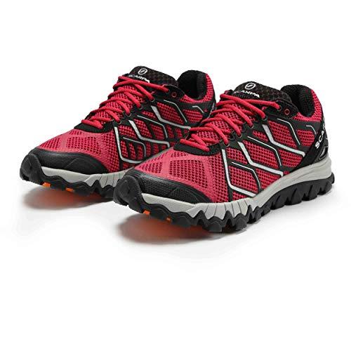 top 10 scarpa proton trail running shoe SCARPA Women's Proton Trail Running Shoes – 8.5 – Pink