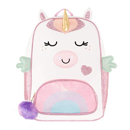 Unicorn Backpack for School - Large Size to fit All School Supplies - Dimensions 15' x 11' x 6'
