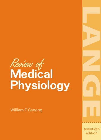 Review of Medical Physiology (International Students Edition)
