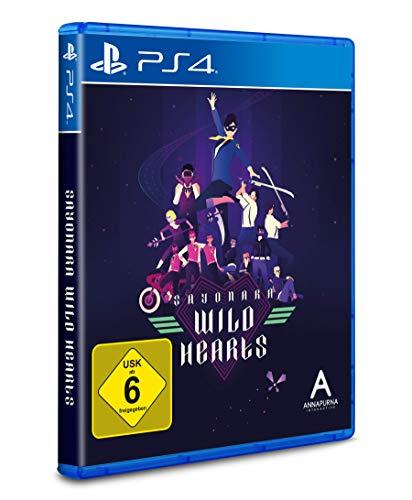 Sayonara Wild Hearts (PlayStation PS4)