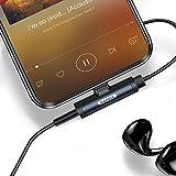 Xinhongzhan - Adaptador de auriculares para iPhone jack de 3,5 mm AUX de audio, cable adaptador compatible con iPhone 7/7P/8/8P/X/XS/XR / 11