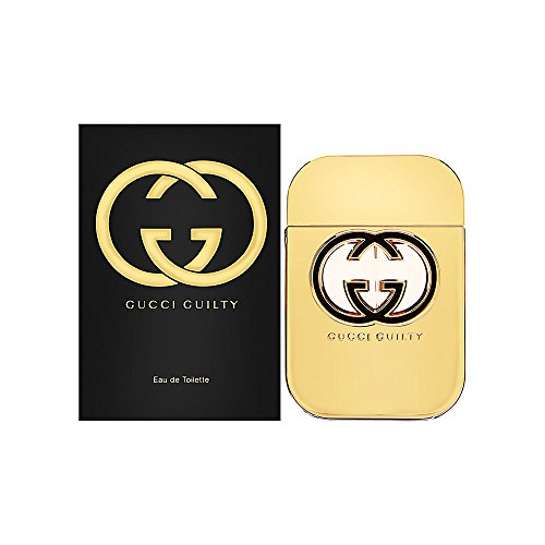 Gucci Guilty femme / woman, Eau de Toilette, Vaporisateur / Spray 75 ml, 1er Pack (1 x 75 ml)