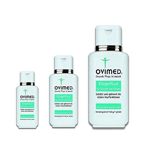 Ovimed Körperfluid, für Gesicht und Körper, 500ml, 500 ml