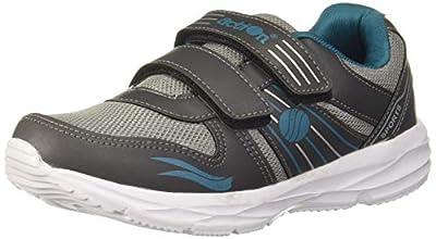 ACTION Women's Esl-601-Dark-Grey-Sea-Green_5 Esl-601-Dark Grey-sea Trekking Shoes-5 UK (38 EU) (ESL-601)