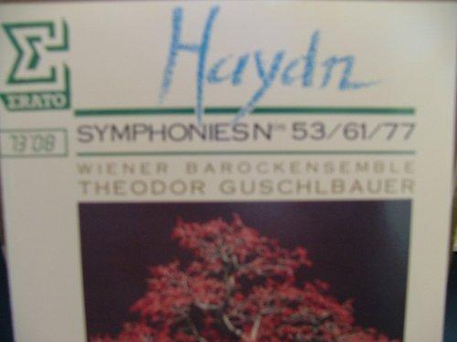 Symphonies Nos.53,61,77