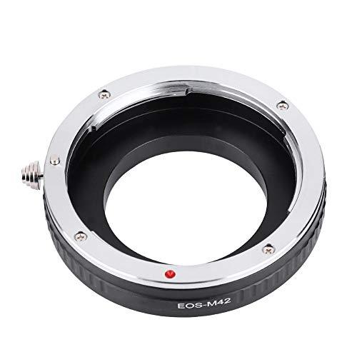 EBTOOLS EOS-M42 Objektivadapterring für Canon EF/EF-S Objektiv für M42 Mount Kamera