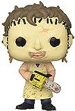 Funko- Pop Movies: Texas Chainsaw Massacre-Leatherface Horror Figura Coleccionable, Multicolor (49830)