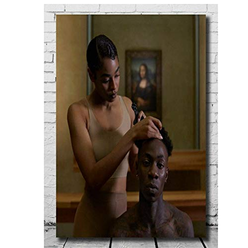 YKing1 The Carters Everything Is Love Album Canvas Painting Poster Wall Picture For Home Room Decor 50x70cm uncframed 50x75cm unframed
