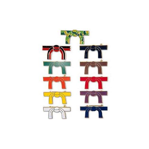 Martial Arts Belt Pins
