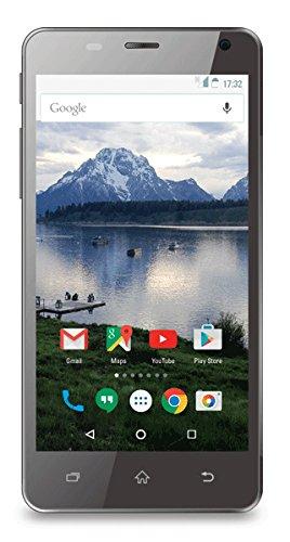 IONIK IO.545QC.705149 i545 Smartphone (12,7 cm (5 Zoll), 1280 x 720 Pixel, 5 Megapixel, 32GB, Android 5.1) schwarz