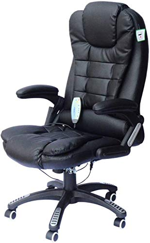 Why Should You Buy GOG Chair,High Back Massage Office Chair, Artificial Leather Adjustable Heating E...