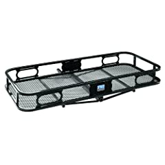 """Robust 300 lb. capacity on a 48"""" x 20"""" platform; ideal for camping, tailgates, road trips or whatever else life throws at you 5.5"""" side rails keep cargo secure and in place Smart, rugged mesh floors make clean-up quick and easy Fits 1-1/4"""" vehicle re..."""