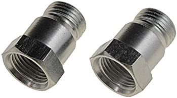 Dorman 42002 Spark Plug Non-Foulers - 18mm Tapered Seat for Select Models 2 Pack