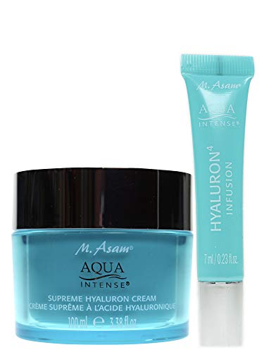 M. Asam® Aqua Intense® Hyaluron Infusion 7ml + Supreme Hyaluroncreme 100ml