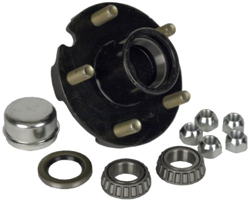 "Price comparison product image Martin Wheel (H5-C-PB-B) 5-Bolt Pressed Stud Hub Repair Kit for 1"" Axle"
