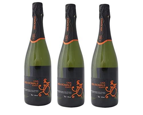 Romale Semi Seco - 3 botellas x 750ml - total: 2250 ml