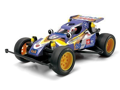 Mini 4WD New Year's Ltd Ed Year/Rat '08 Fin Model TAM94613 [Toy] (japan import)