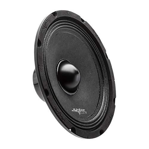 Skar Audio NPX8-4 8  350 Watt 4-Ohm Neodymium Pro Audio Mid-Range Loudspeaker, Each