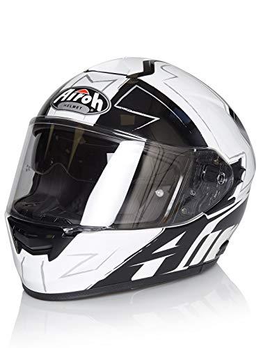 Airoh ST 701 Way ST7W17M - Casco da motociclista, taglia M, colore: Nero