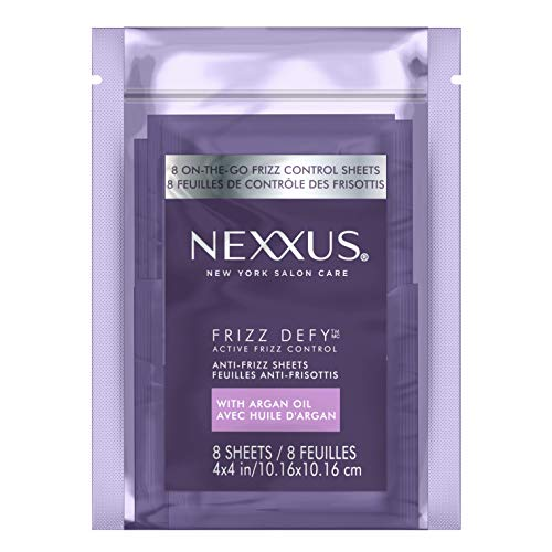 Nexxus Frizz Defy Anti-Frizz 8 Sheets, pack of 1