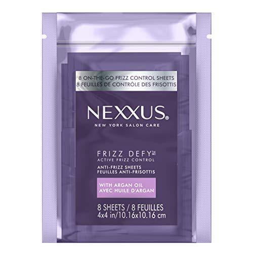 Nexxus Frizz Defy Anti-Frizz 8 Sheets, pack of 1