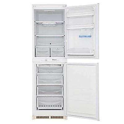 Hotpoint HM325FF 228 Litre Integrated Fridge Freezer 50/50 Split 174cm Tall Frost Free 55cm Wide - White