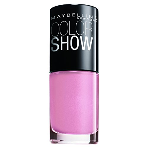 Maybelline New York Color Show Vernis à Ongles Formule Couvrante/Séchage Express 77 Nebline