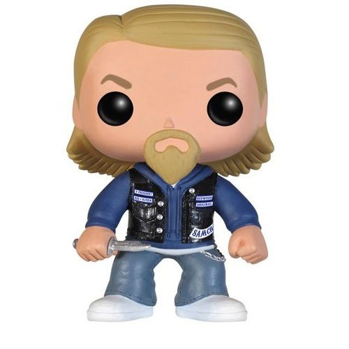 Funko POP! Fernsehen: Sons of Anarchy Jax Teller Action-Figur