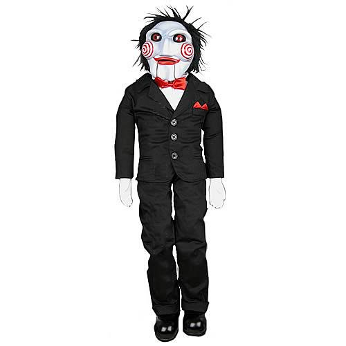 SAW Billy the Jigsaw Puppet 9in. Plush