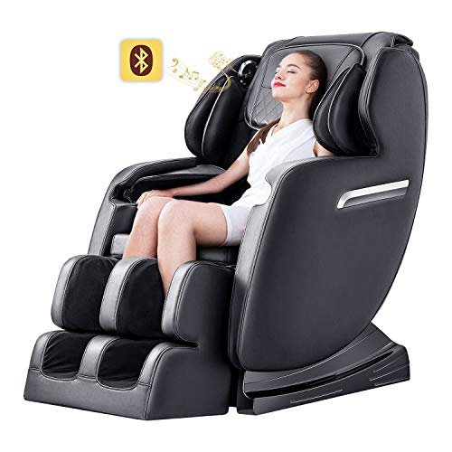 Massage Chair, Zero Gravity Massage Chairs, Full Body Shiatsu Massage Recliner Chair with Heat Back,...