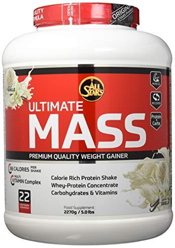 All Stars Ultimate Mass, Vanilla, 1er Pack (1 x 2270 g)